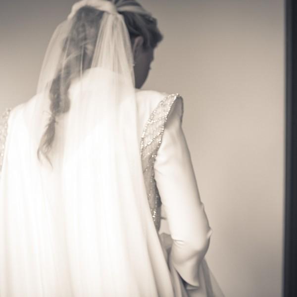Una boda en el Monasterio de piedra